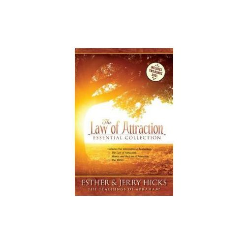 Essential Law of Attraction Collection, Hicks, Esther / Hicks, Jerry