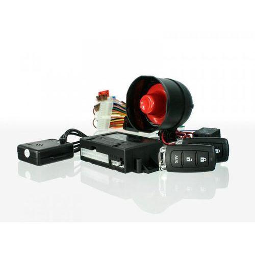 Alarm samochodowy z 2 pilotami ca14 marki Vertex