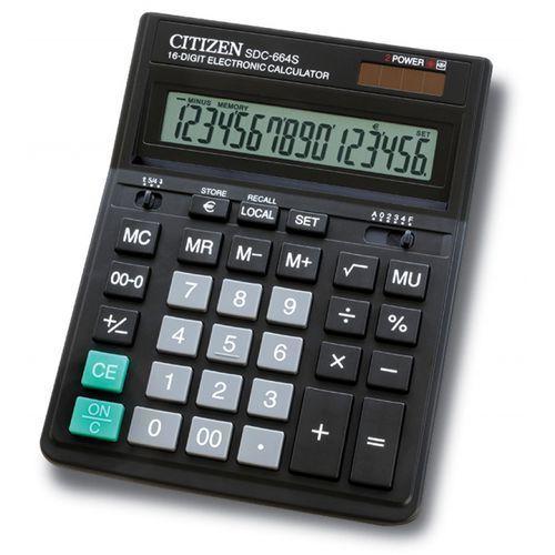 Citizen Kalkulator sdc664s darmowy odbiór w 21 miastach! (4562195132820)
