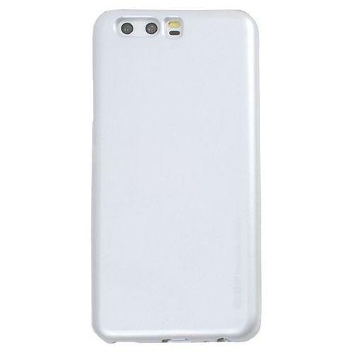 Etui Huawei P10 (srebrny) Mercury I-Jelly TPU, kolor szary