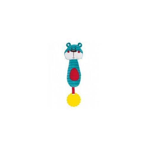 Canpol Pluszowa zabawka z piszczałką Forest Friends - Miś