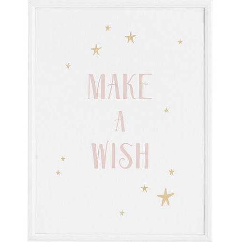 Plakat Make a Wish 21 x 30 cm, FBMAK2130