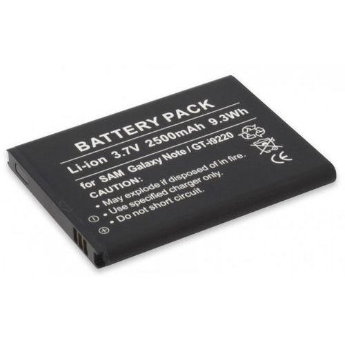 Ansmann Bateria do samsung galaxy note gt-i9220 (2500 mah)