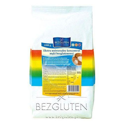 Extra uniwersalny koncentrat mąki owej 1000g marki Bezgluten