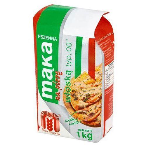 Mąka Pszenna Na Pizzę Włoską 1 kg., MW