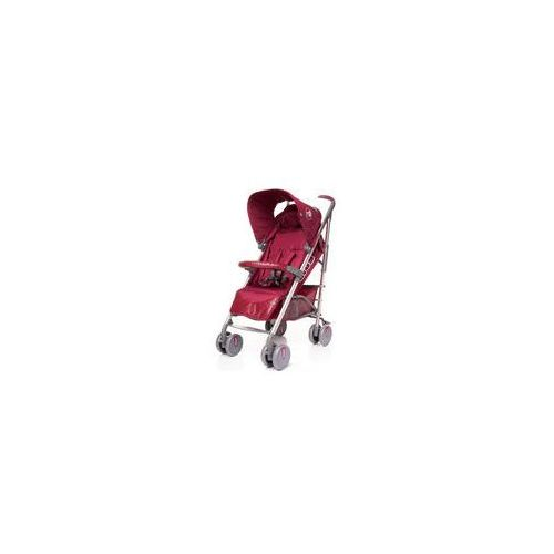 W�zek spacerowy city (dark red) marki 4baby