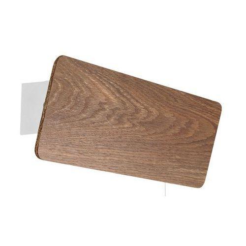 Nowodvorski Kinkiet ścienny oslo oak 30 model 9311 kolor biały