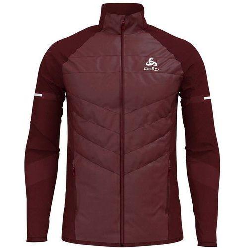 irbis x-warm kurtka do biegania mężczyźni czerwony m 2018 kurtki do biegania marki Odlo