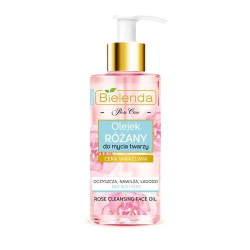 Bielenda olejek różany do mycia twarzy oczyszcza - olejek różany do mycia (5902169022518)