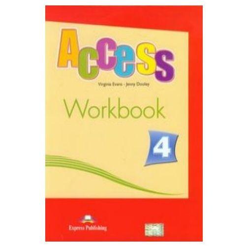 Access 4 Workbook + Access magazine vol 4, oprawa miękka