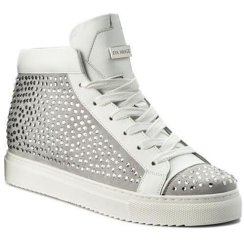 Sneakersy EVA MINGE - Montilla 18BD1372376ES 102, kolor szary