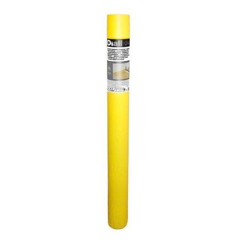 Diall Folia paroizolacyjna 150 mikronów żółta 10 m2