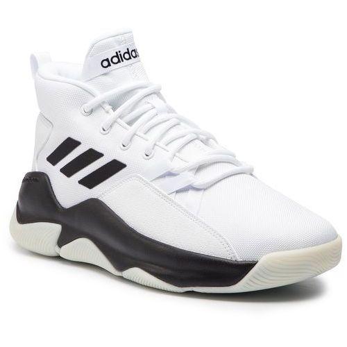 Adidas Buty - streetfire f34964 ftwwht/cblack/clowhi