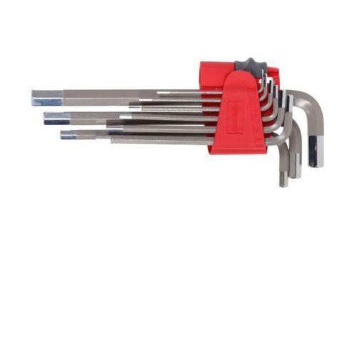 Proline 48320 klucze imbusowe długie, kpl. 9szt., 1.5-10mm, s2 (5903755483201)