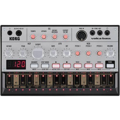 KORG VOLCA BASS - produkt z kategorii- Keyboardy i syntezatory