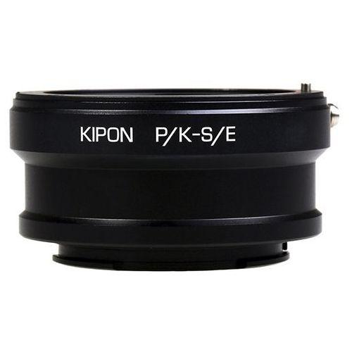 adapter sony e body pk - sony e wyprodukowany przez Kipon