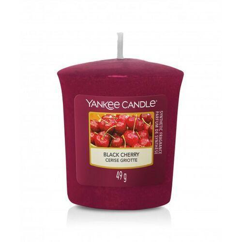 black cherry świeczka zapachowa unisex 49g marki Yankee candle