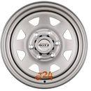 Felga aluminiowa Dotz DAKAR - Ohne Zubehör 15 6 5x139,7 - Kup dziś, zapłać za 30 dni