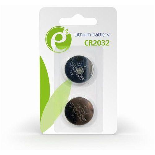 Zestaw baterii do płyt głównych eg-ba-cr2032-01 (li; x 2) marki Energenie