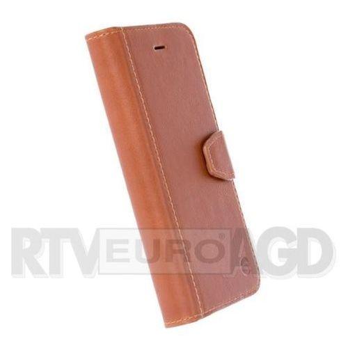Krusell Sigtuna FolioWallet iPhone 7 (brązowy) (Futerał telefoniczny)