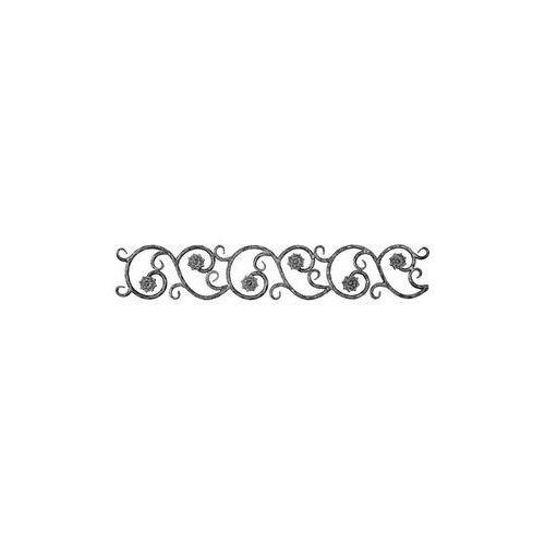 13.092 Rozeta wzór roślinny fi 12 170x970, 13.092
