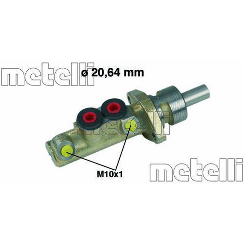 Metelli Pompa hamulcowa  05-0156 (8032747091357)