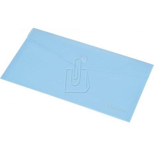 Panta plast Koperta focus c4533 dl przezroczysta niebieska (5902156010078)