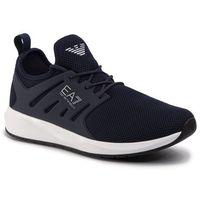 Sneakersy EA7 EMPORIO ARMANI - X8X052 XCC57 00285 Navy, w 4 rozmiarach