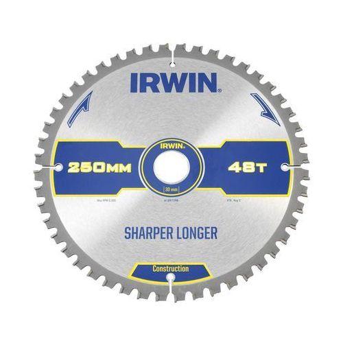 Irwin construction Tarcza do pilarki tarczowej 250mm/48t m/30 śr. 250 mm 48 z (5706918973980)