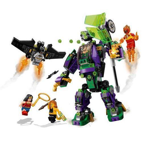 76097 STARCIE Z MECHEM LEXA LUTHORA (Lex Luthor Mech Takedown) - KLOCKI LEGO SUPER HEROES rabat 4%