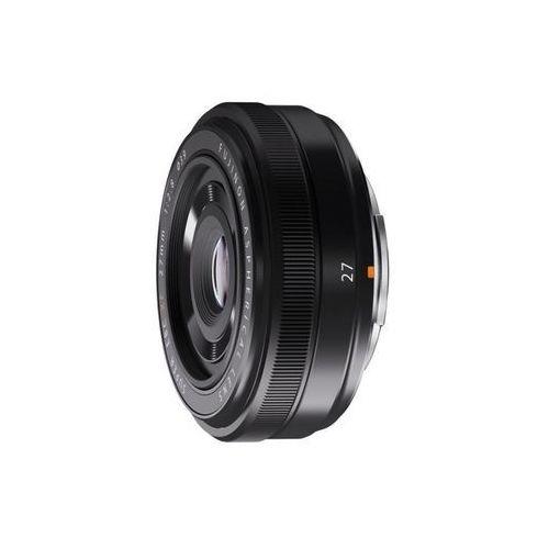 Fujifilm Fujinon xf 27mm f/2,8 (czarny) - przyjmujemy używany sprzęt w rozliczeniu | raty 20 x 0% (0074101022674)
