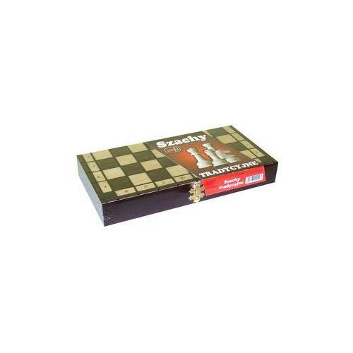 szachy drewniane tradycyjne marki Promatek