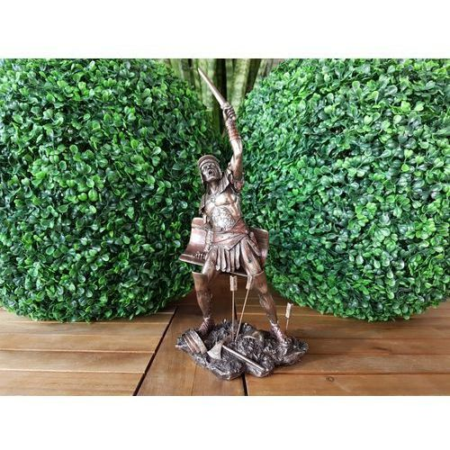 Wyjątkowa figurka - spartakus - wu71995a4 marki Veronese