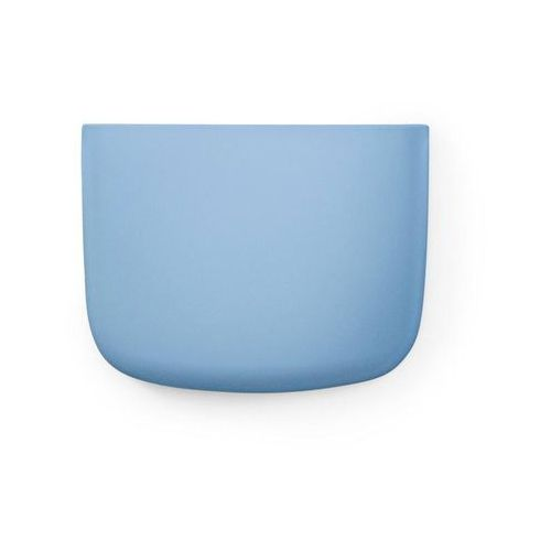 Normann copenhagen Organizer ścienny pocket 2 błękitny (5712396005686)