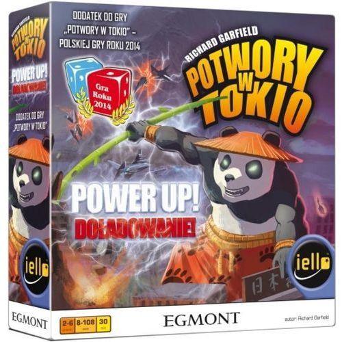 Egmont Potwory w tokio: power up! doładowanie