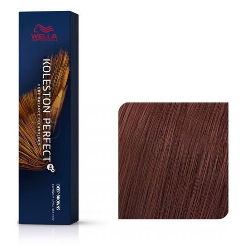 Wella professionals Wella koleston perfect me+ | trwała farba do włosów 6/75 60ml (8005610661636)