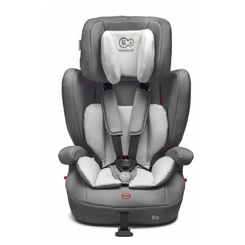 Fotelik samochodowy Kinderkraft GO 9-36kg (4 kolory)