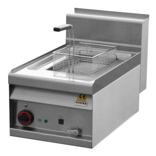 Urządzenie do gotowania makaronu i pierogów elektryczne, nastawne, jednokomorowe 17 l, 4 kW, 400x700x290 mm   REDFOX, Linia 700, CP-4ET