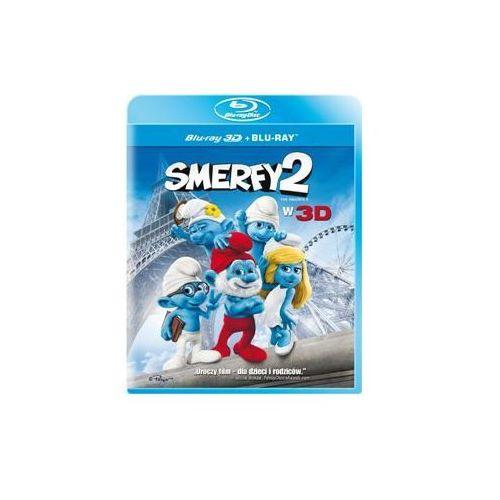 Sony Smerfy 2 - 3d (blu-ray) (5903570069840)