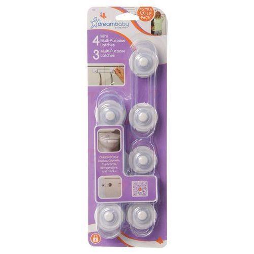 Dreambaby Zabezpieczenia przyssawki zabezpieczające 7 sztuk (9312742997045)