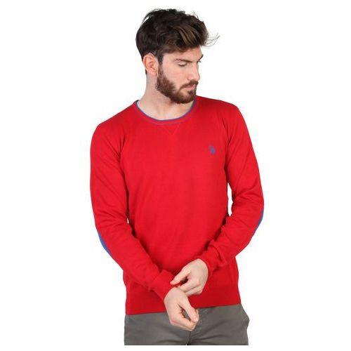 Sweter męski U.S. POLO - 42502_50357-27, 42502_50357_451-L
