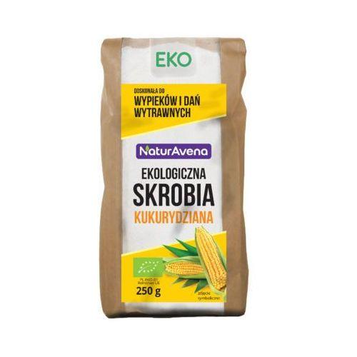 250g skrobia kukurydziana bio marki Naturavena