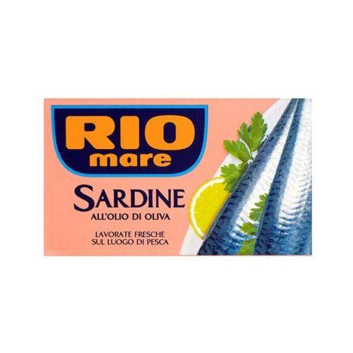 Rio mare 120g sardynki w oliwie z oliwek