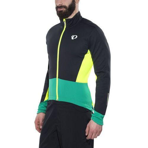 PEARL iZUMi Elite Pursuit Kurtka Mężczyźni zielony/czarny XL 2017 Kurtki szosowe