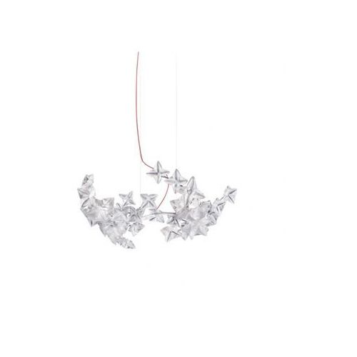 Lampa wisząca HANAMI SMALL - RED WIRE, HAN78SOS00G1LE000