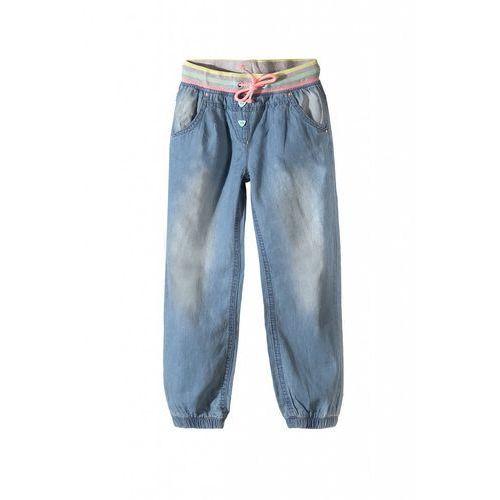 Spodnie dziewczęce 100% bawełna 3L3404