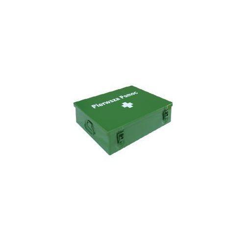 Apteczka przemysłowa VERA 3 Szafka metalowa 2 x DIN 13157