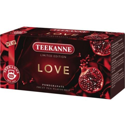 Herbata owocowa granat love marki Teekanne