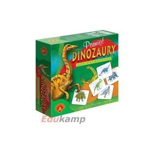 Alexander  gra pamięć dinozaury