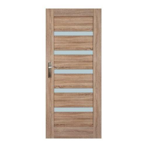 Everhouse Drzwi pokojowe credis 80 prawe dąb sonoma